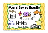 Word Boxes Bundle