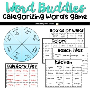 Word Buddies
