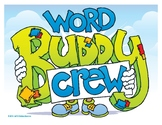 Word Buddy Crew Poster