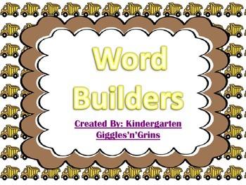 Word Builders