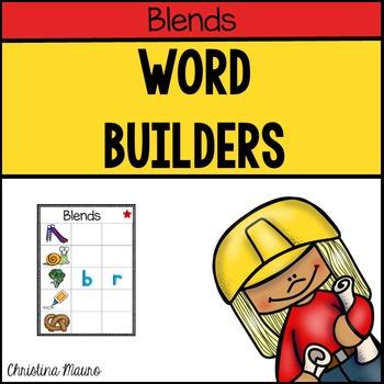 Word Builders (Blends)