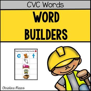 Word Builders (CVC Words)