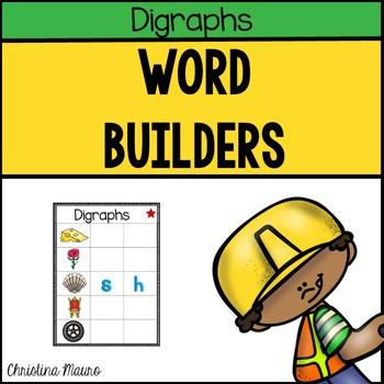 Word Builders (Digraphs)