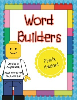 Word Builders: Prefix Edition