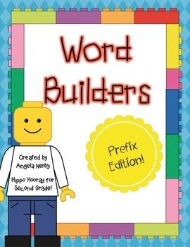 Word Builders: Prefix Edition