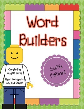Word Builders: Suffix Edition