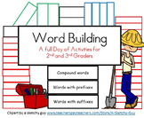 Word Building: Compounds, Prefixes, and Suffixes