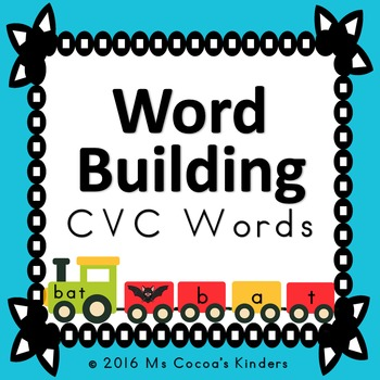 Word Building - CVC Words