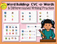 Word Building & Writing Practice: CVC Words Bundle