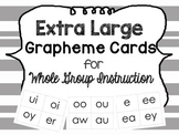 Word Building Cards {Common Graphemes}