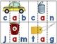 Word Building Cards [CVC] FREEBIE