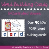 Word Building Cards [R-Controlled Vowels]