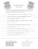 Word Building Printable Activities
