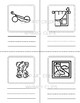 "Word Building Short Vowel ""o"" Word Family: 3 Part Cards with Books to Color"