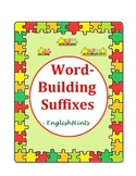 Word-Building Suffix Packet
