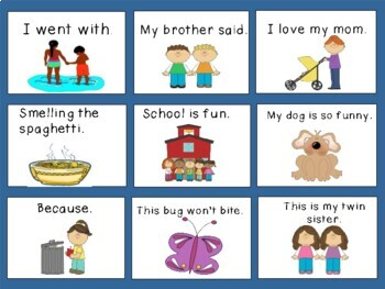 Writing a Complete Sentence - Complete Sentence Practice