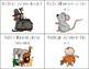 Spelling Practice Cards