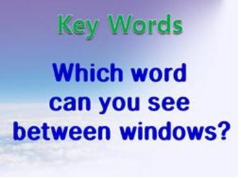 Word Check Game!