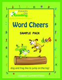 Active Word Cheers and Raps for Selected Dolch & Fry Words