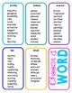 Word Choice Cards