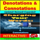 Word Choice PowerPoint:  Connotations and Denotations