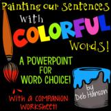Word Choice PowerPoint