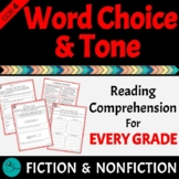 Word Choice and Vocabulary Strategies: Informational R.I.4