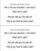 Word Chunk Mini Book -ake