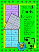 Phonics Patterns -- Sound Cards -- ELA - RTI