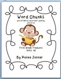 Word Chunks and Other Spelling Bundle Pack- First Grade Treasures
