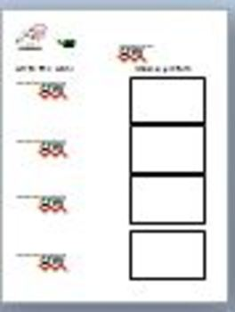Word Chunks and Other Spelling Patterns Unit 6-First grade Treasures