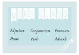 Word Class Kit