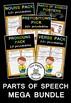 Parts of Speech (Word Classes) MEGA Bundle – 140+ worksheets