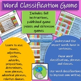 Word Classification Game