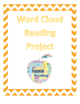 Word Cloud Reading Project