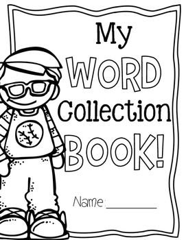 Word Collection Book!