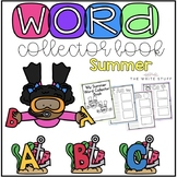 Word Collector Book Summer