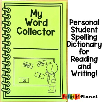 Word Collector for Reading and Writing