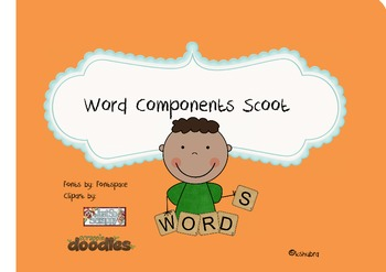 Word Component Scoot