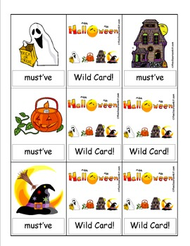 Word Contractions Games Bundle