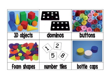 Word Detective Activity - Tray & Box Labels