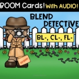 Beginning L Blends | BOOM Cards™ Phonics Games and Centers