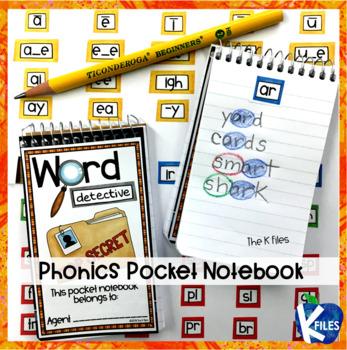 Word Detectives Phonics Kit