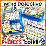 Word Detectives Kit  / A Phonics Tool Kit