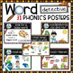 Word Detective Strategies Posters for Phonics with Personal Goal Cards