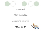 Word Detective - What am I?