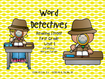 Word Detectives
