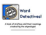 Word Detectives! A Collection of Common Prefixes with Grap