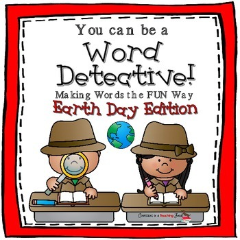 Word Detectives - Earth Day