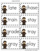 Long A Vowel Activities ~ Printables ~ Centers ~ Word Sort